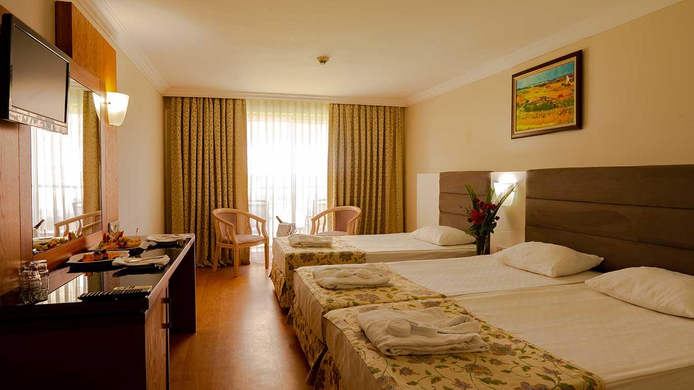 Rooms – Throne Sea Gate Hotels Belek